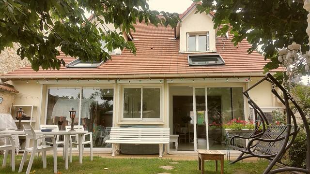 Pavillon F8 à Montfermeil
