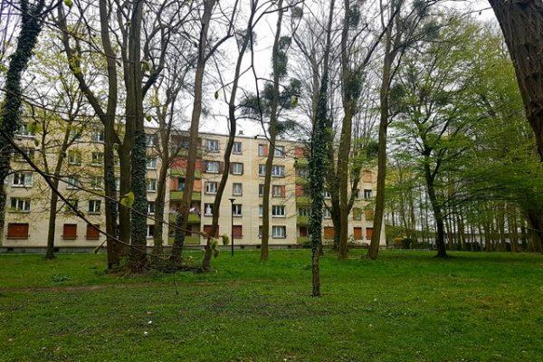Appartement T5 Clichy sous bois
