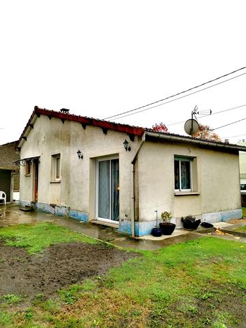 Pavillon F3 LIMITE LE RAINCY