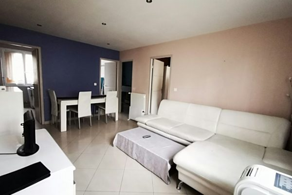 Appartement T4 à Clichy sous bois