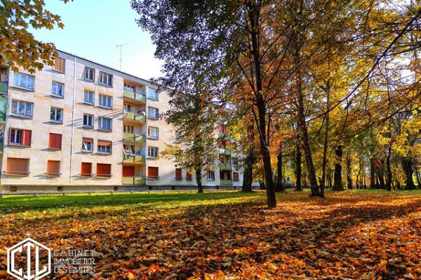 Appartement T5 à Clichy sous bois