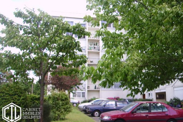 Appartement T3 à Clichy sous bois