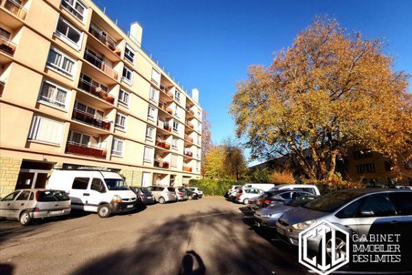Appartement T4 à Clichy-sous-Bois
